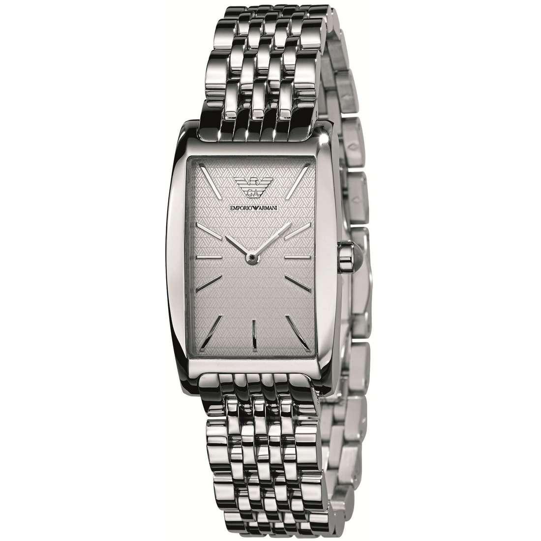 orologio solo tempo donna Emporio Armani AR0730