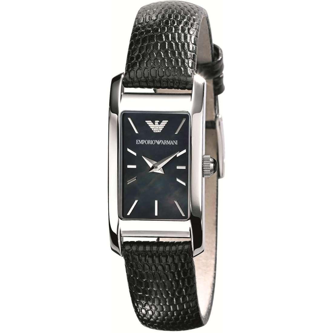 orologio solo tempo donna Emporio Armani AR0731