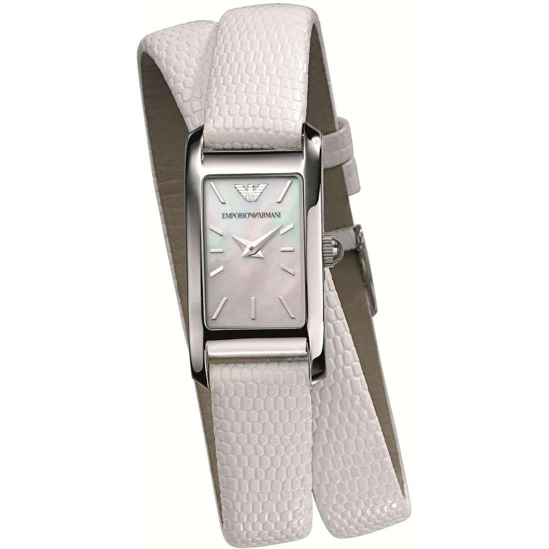 orologio solo tempo donna Emporio Armani AR0732