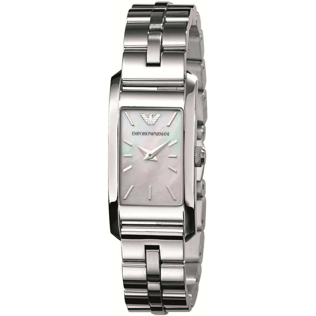 orologio solo tempo donna Emporio Armani AR0733