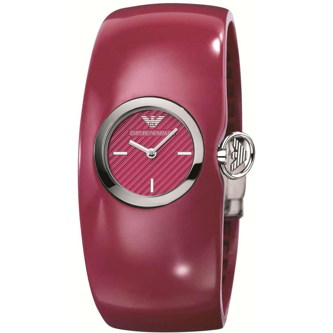 orologio solo tempo donna Emporio Armani AR0741