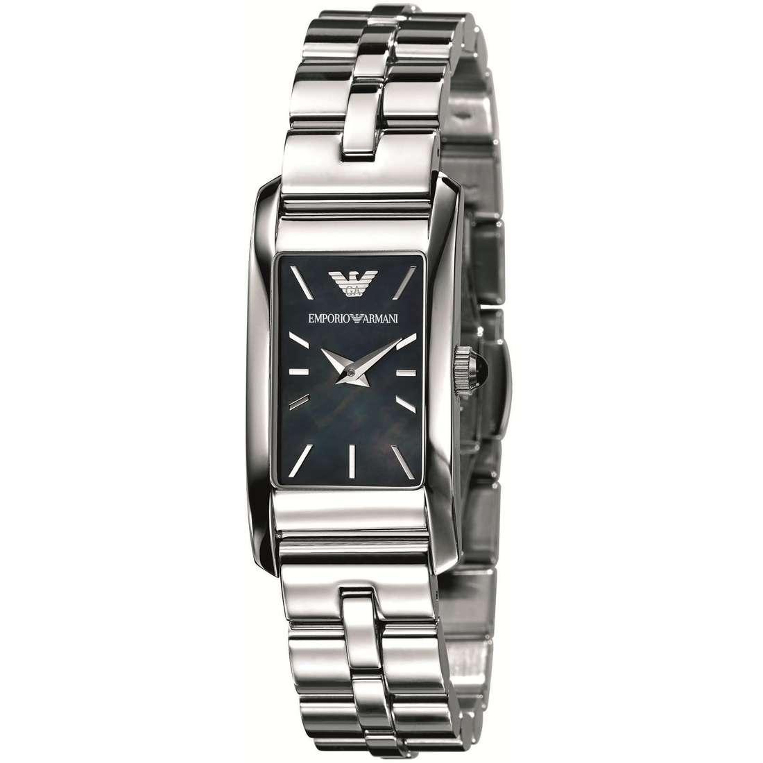 orologio solo tempo donna Emporio Armani AR0747