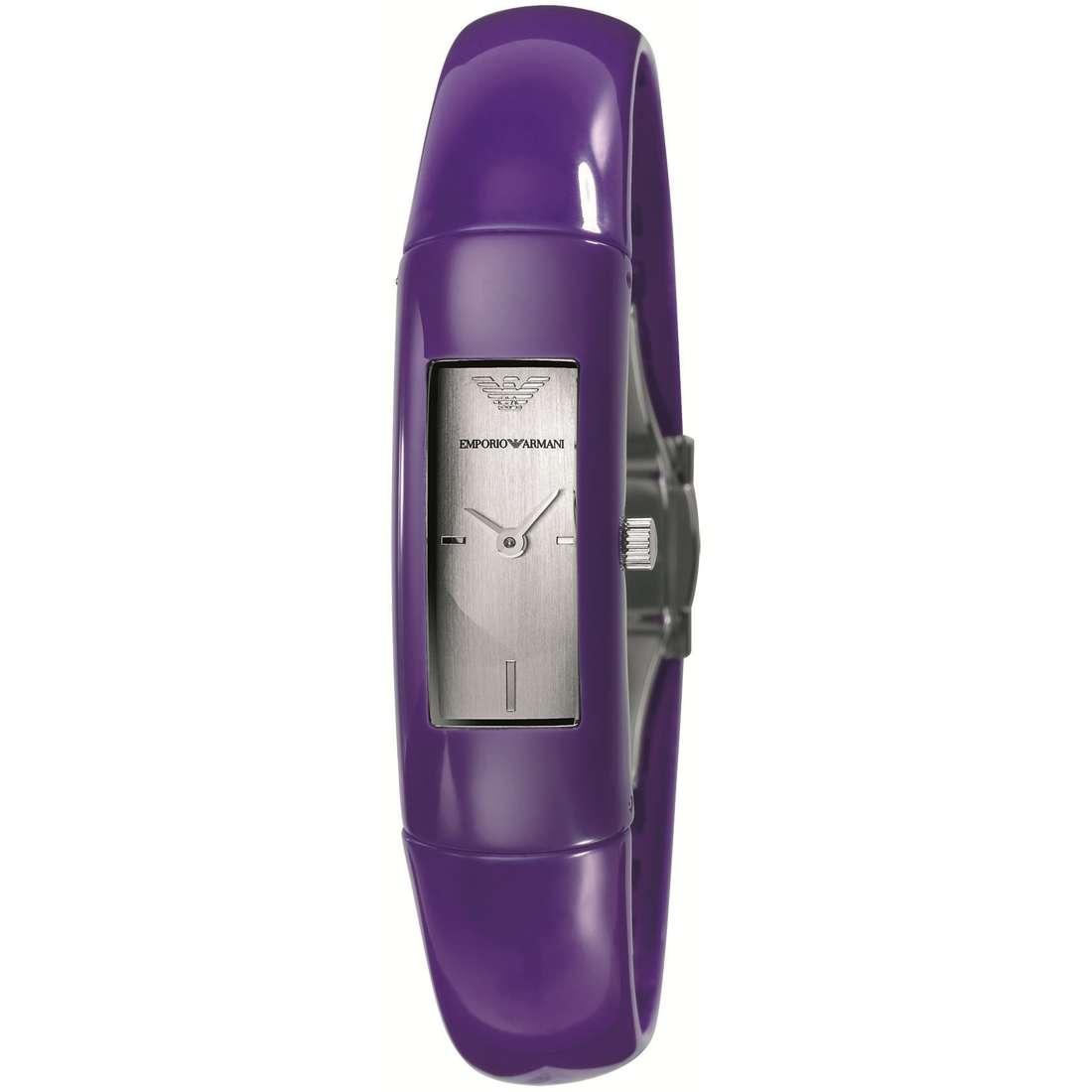orologio solo tempo donna Emporio Armani AR0750