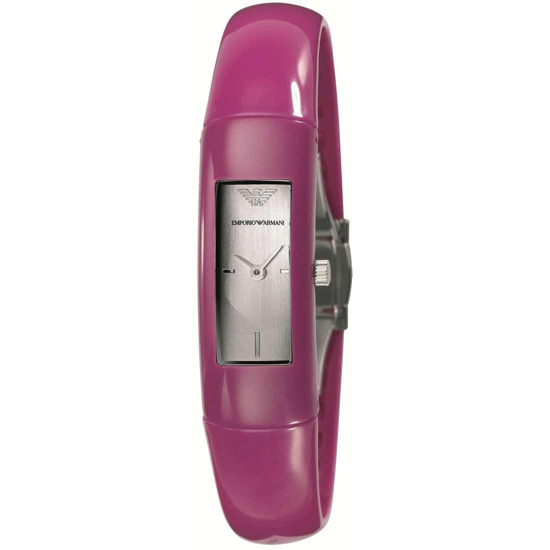 orologio solo tempo donna Emporio Armani AR0751