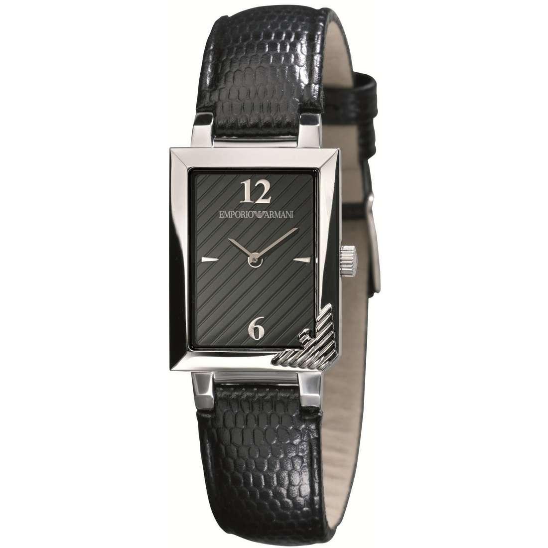 orologio solo tempo donna Emporio Armani AR0757