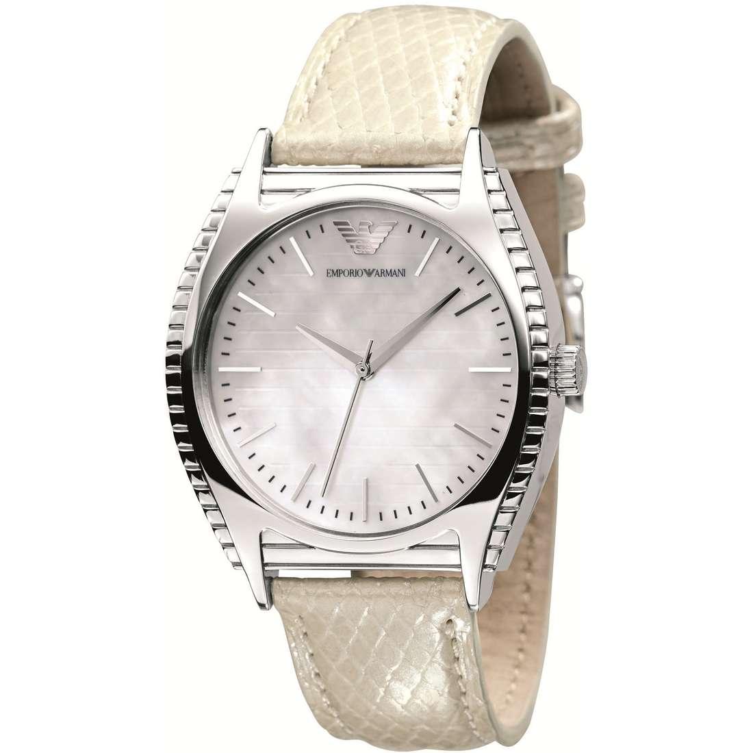 orologio solo tempo donna Emporio Armani AR0766