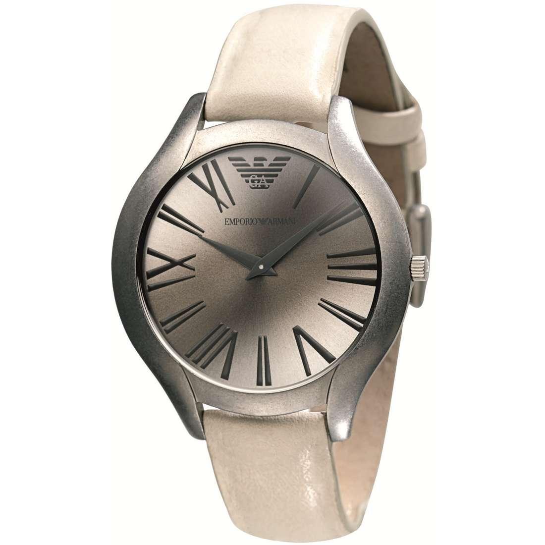 orologio solo tempo donna Emporio Armani AR0776