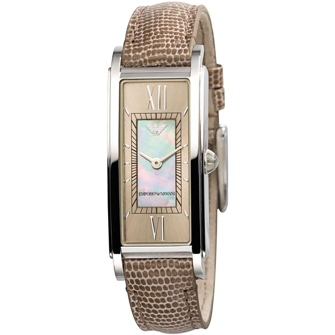 orologio solo tempo donna Emporio Armani AR0786