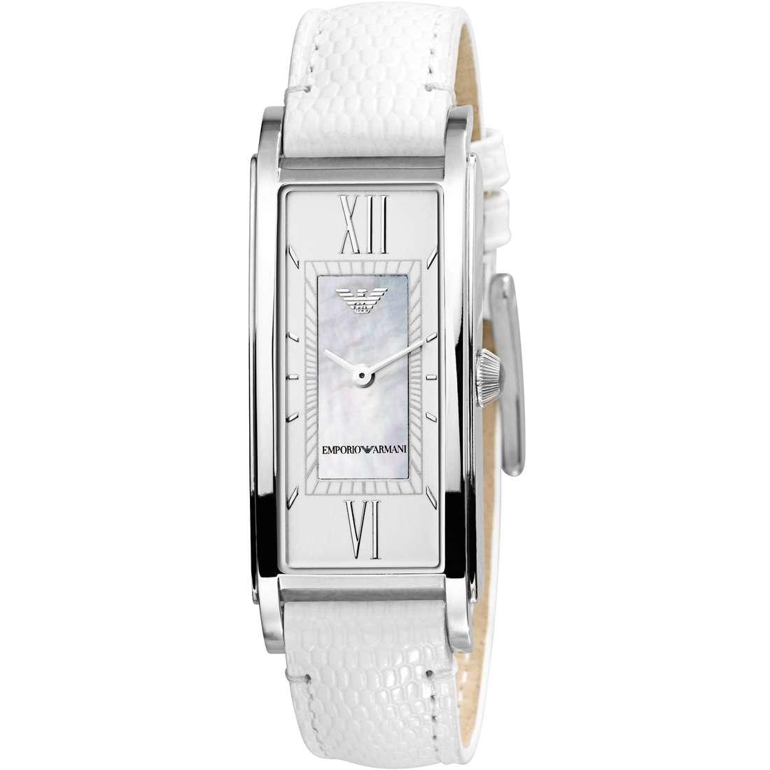 orologio solo tempo donna Emporio Armani AR0787