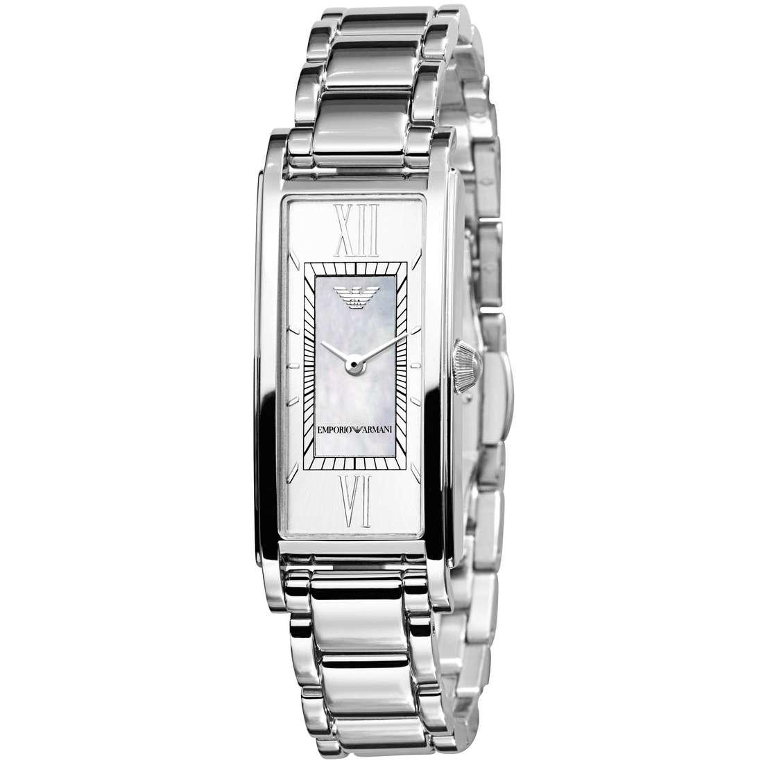 orologio solo tempo donna Emporio Armani AR0788