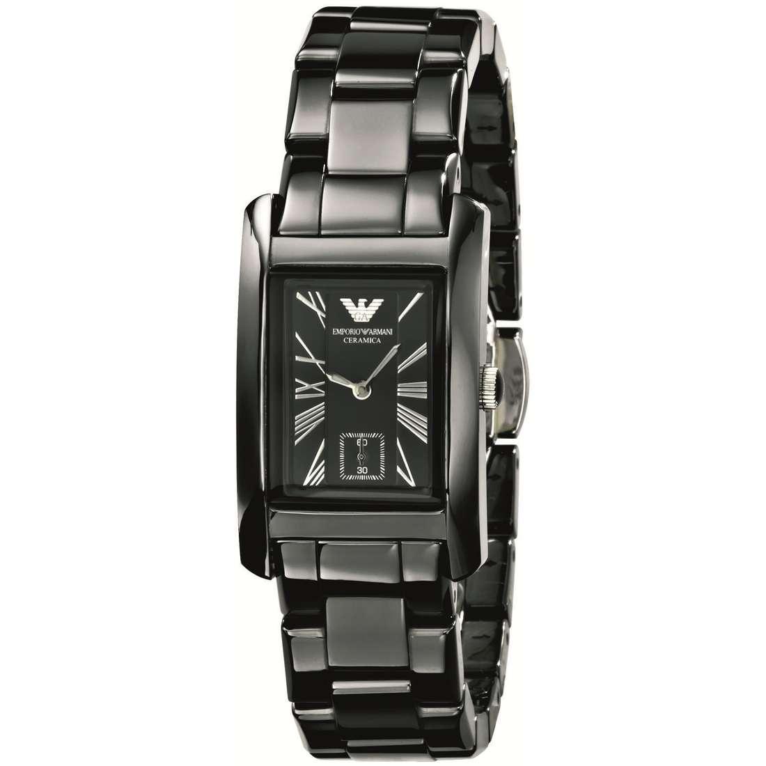 orologio solo tempo donna Emporio Armani AR1407