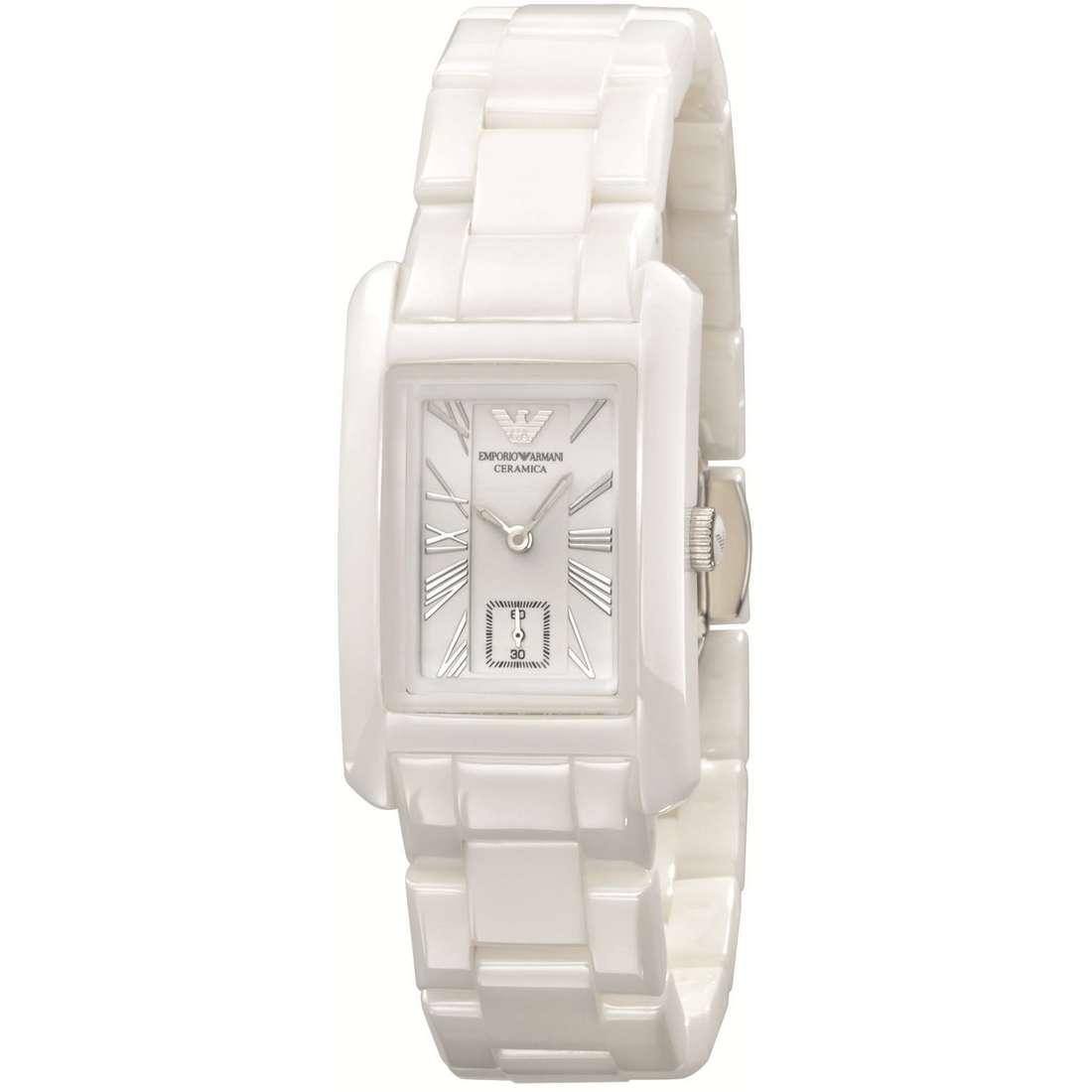 orologio solo tempo donna Emporio Armani AR1409