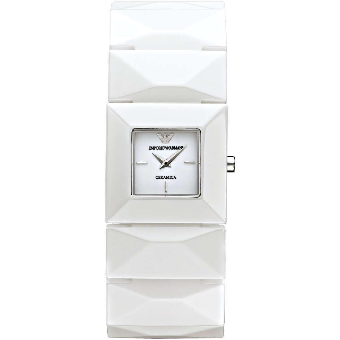 orologio solo tempo donna Emporio Armani AR1436