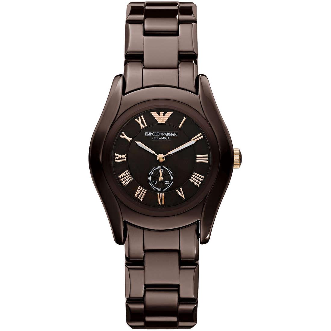 orologio solo tempo donna Emporio Armani AR1448