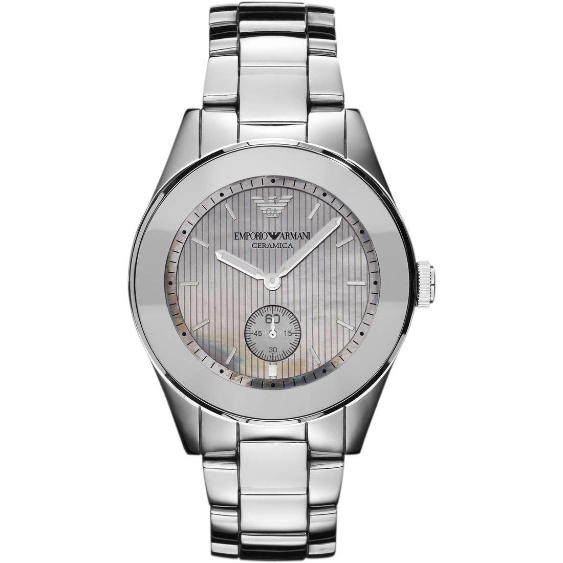 orologio solo tempo donna Emporio Armani AR1463