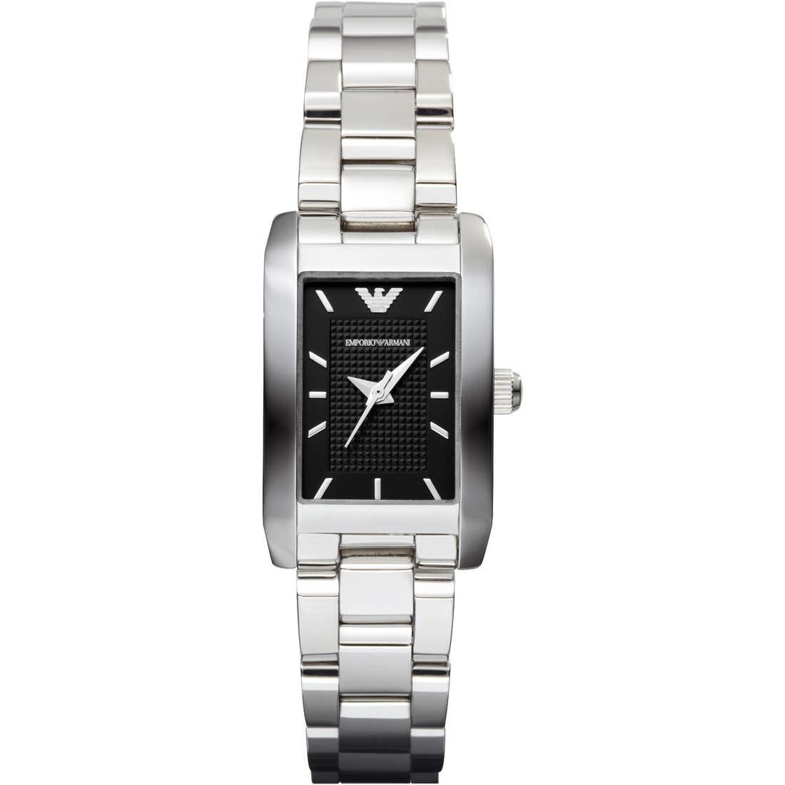 orologio solo tempo donna Emporio Armani AR1656