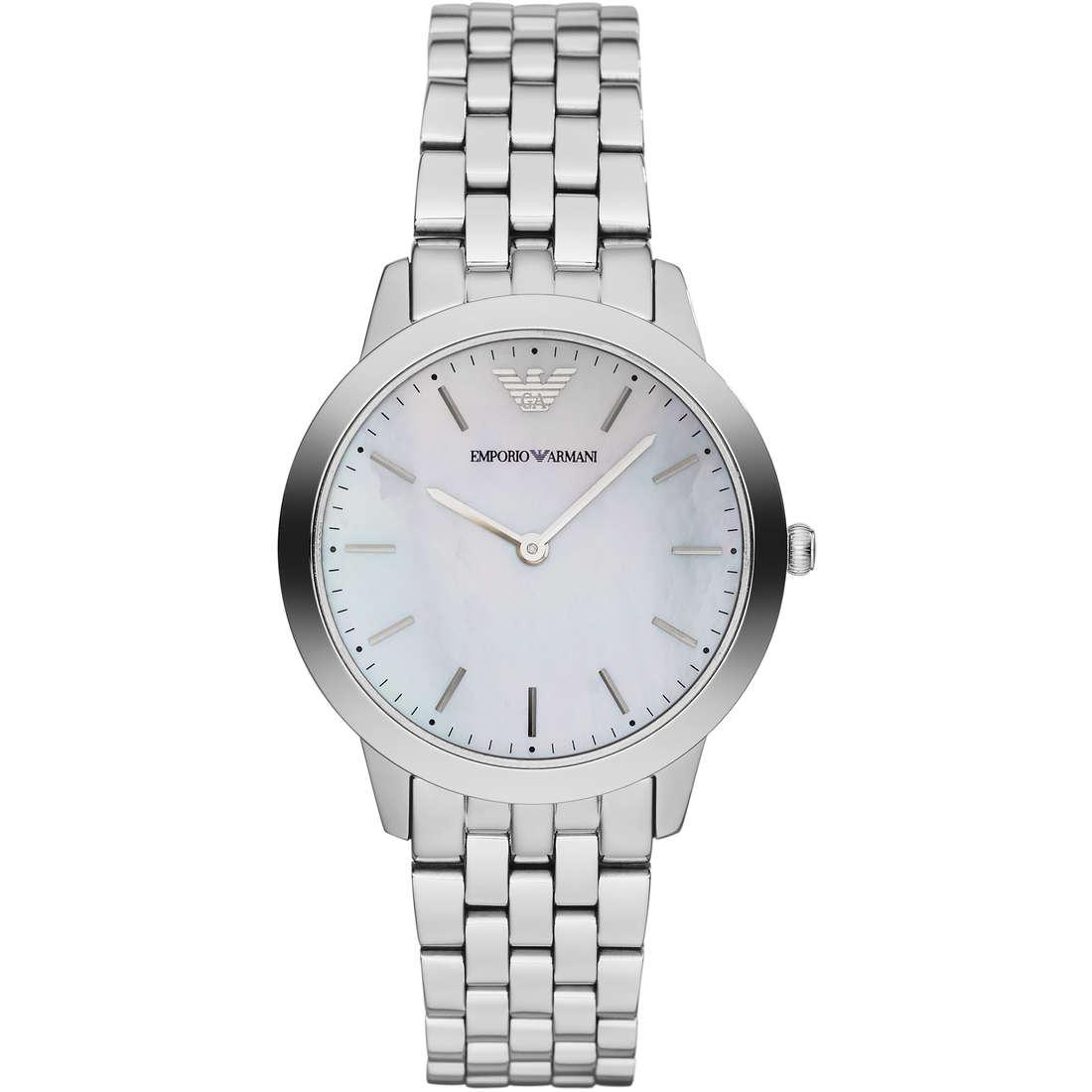 orologio solo tempo donna Emporio Armani AR1750
