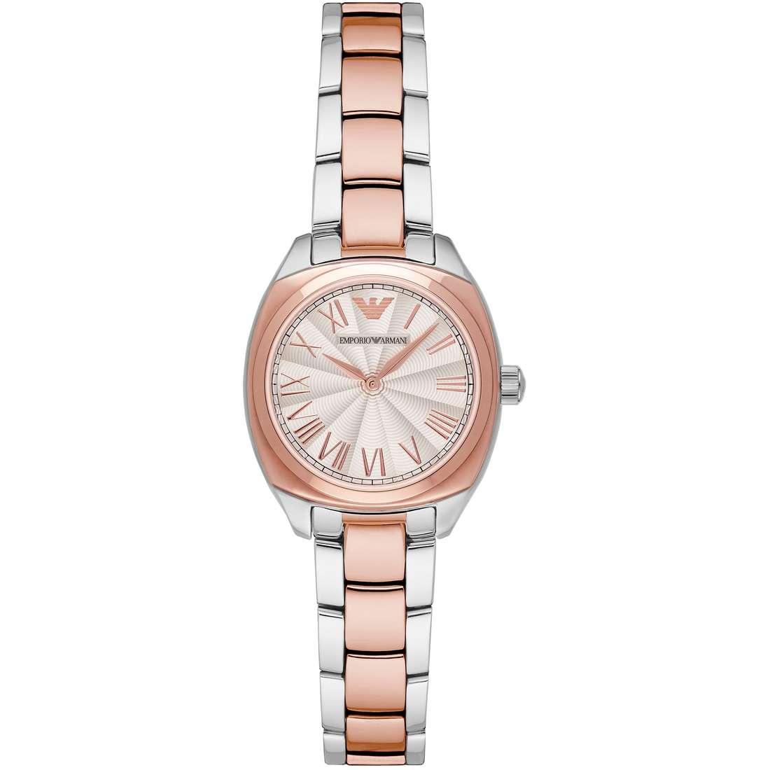 orologio solo tempo donna Emporio Armani AR1952