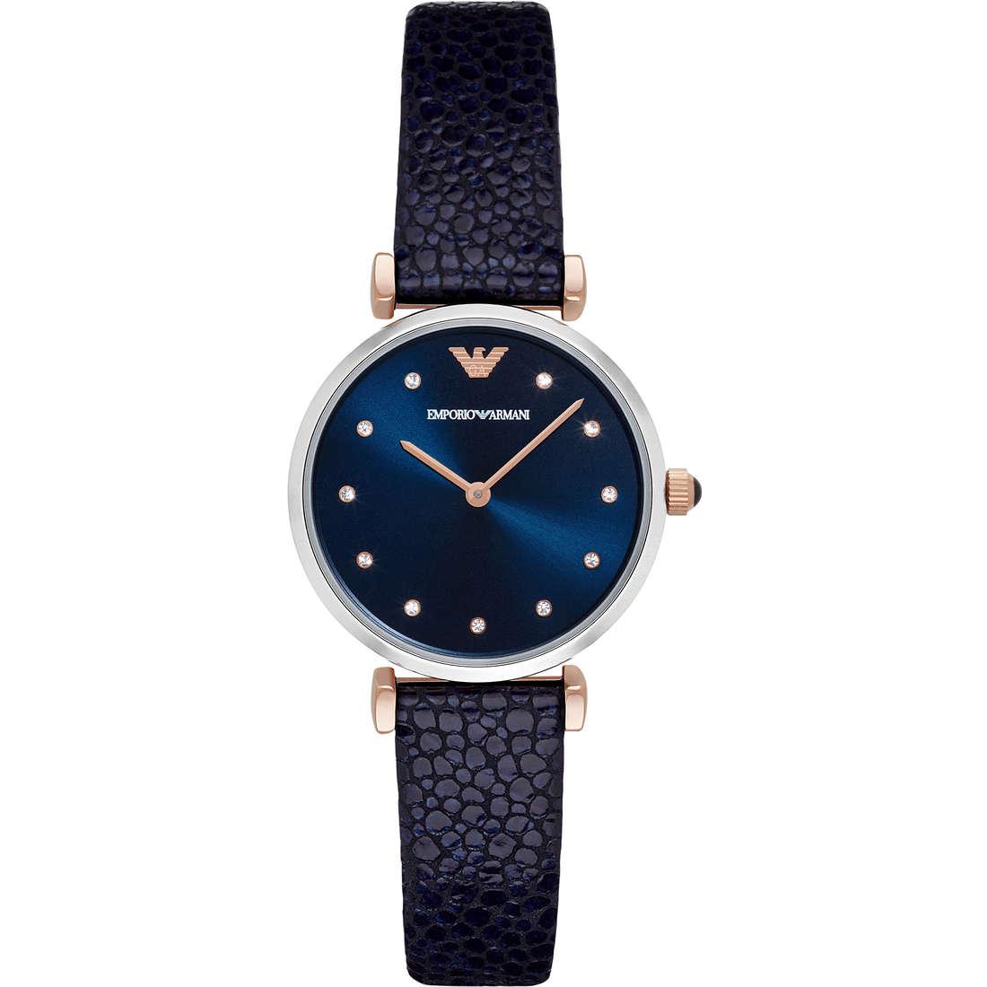 orologio solo tempo donna Emporio Armani AR1989