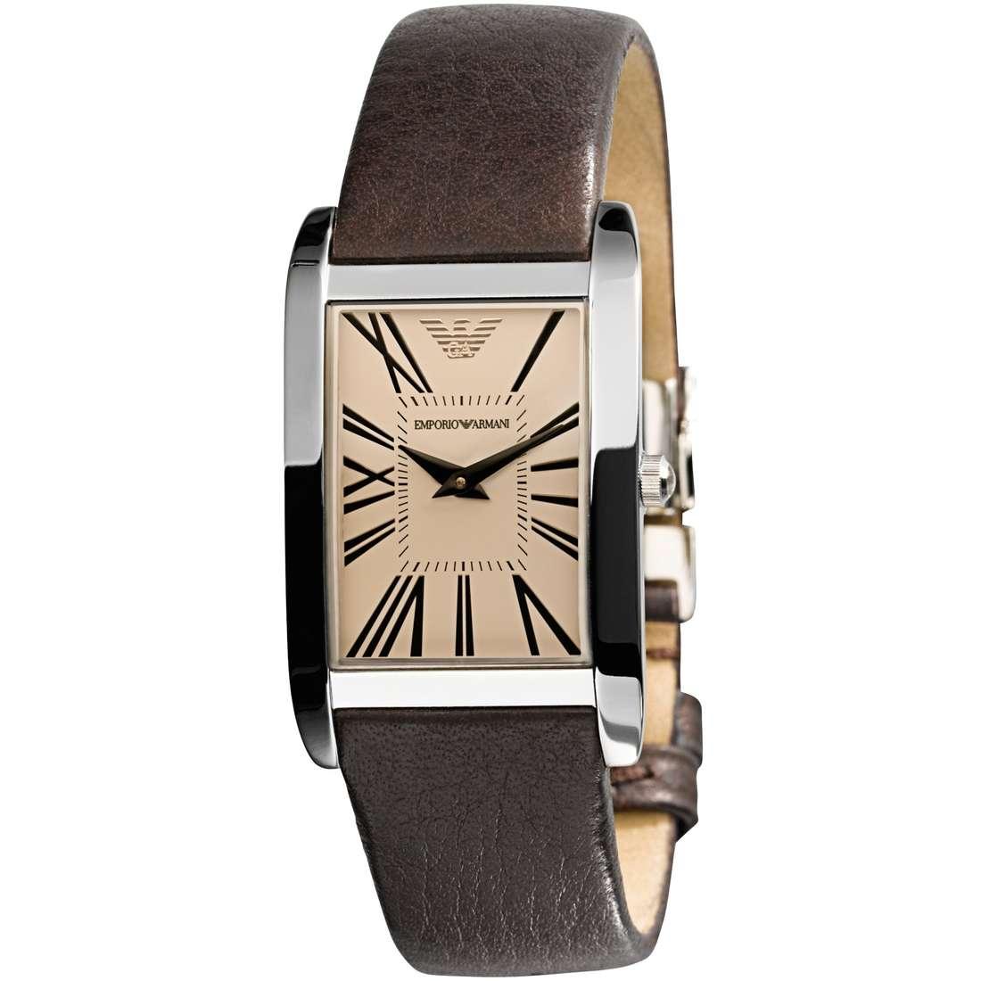 orologio solo tempo donna Emporio Armani AR2033