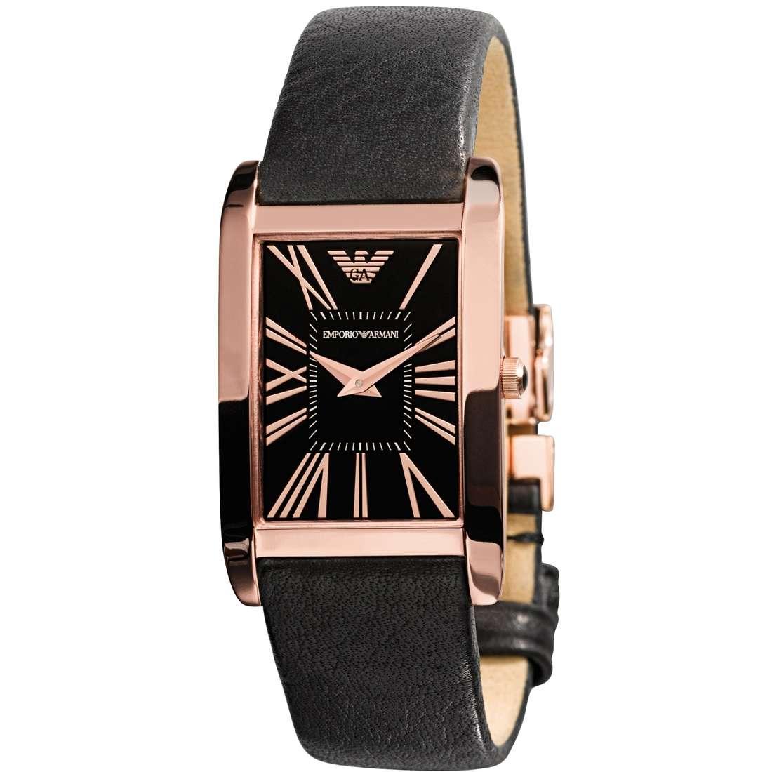 orologio solo tempo donna Emporio Armani AR2035