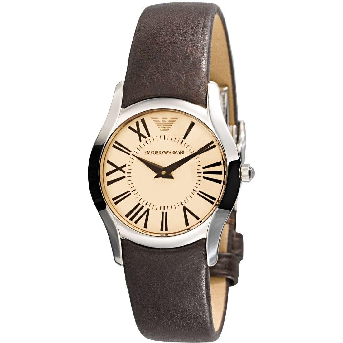 orologio solo tempo donna Emporio Armani AR2039