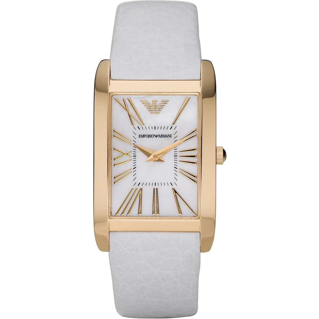 orologio solo tempo donna Emporio Armani AR2048