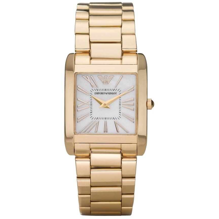 orologio solo tempo donna Emporio Armani AR2052