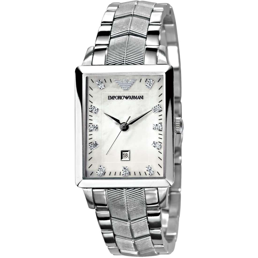 orologio solo tempo donna Emporio Armani AR3162