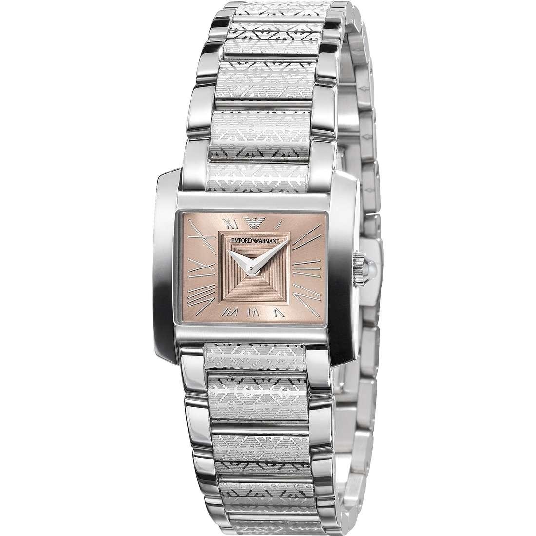 orologio solo tempo donna Emporio Armani AR5709
