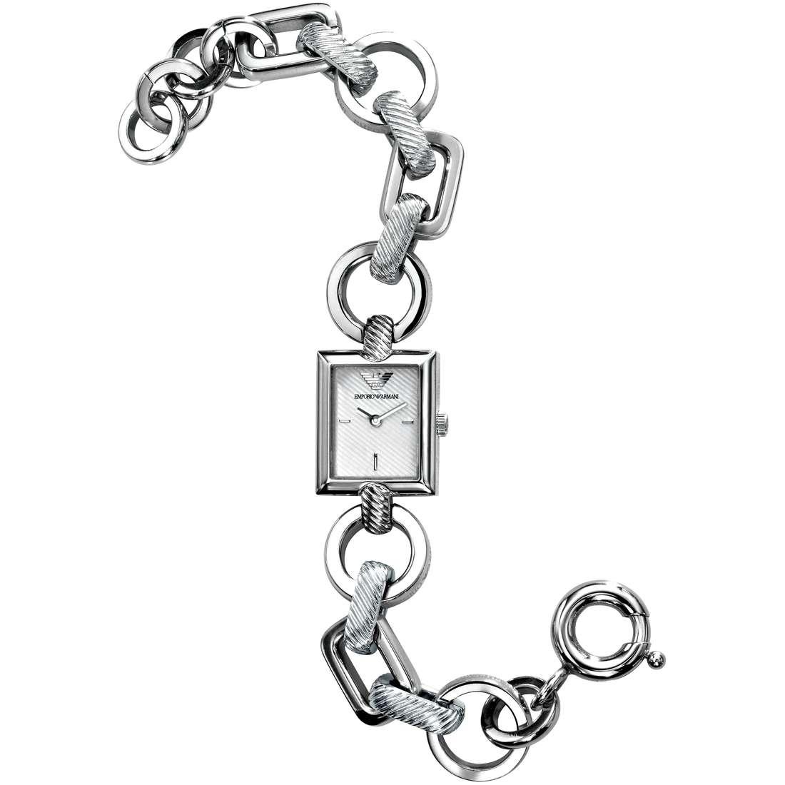 orologio solo tempo donna Emporio Armani AR5734