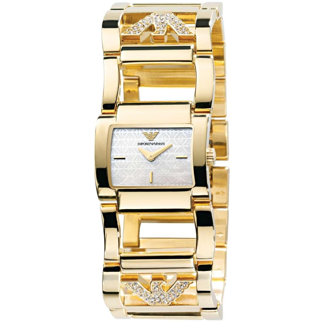 orologio solo tempo donna Emporio Armani AR5739