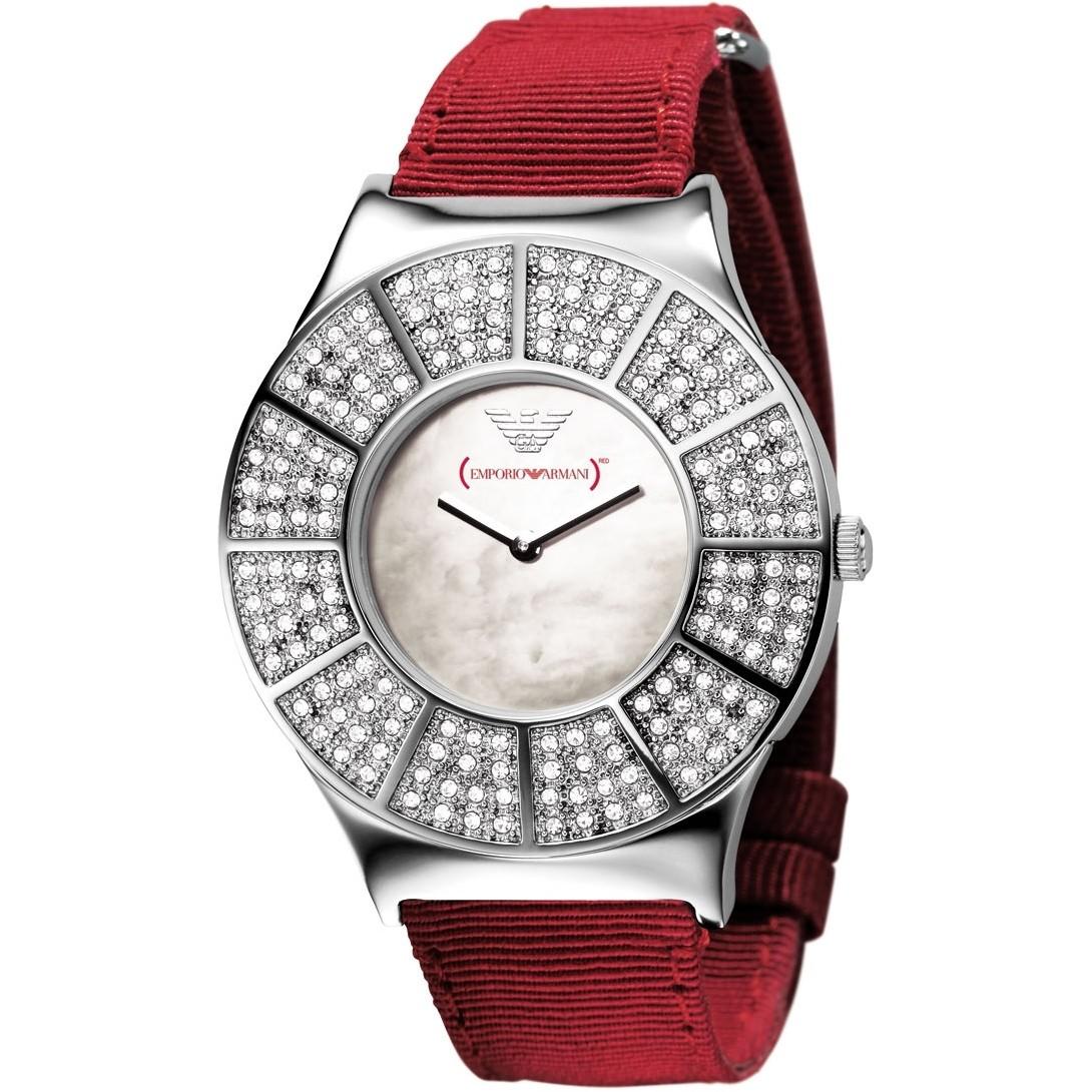orologio solo tempo donna Emporio Armani AR5754
