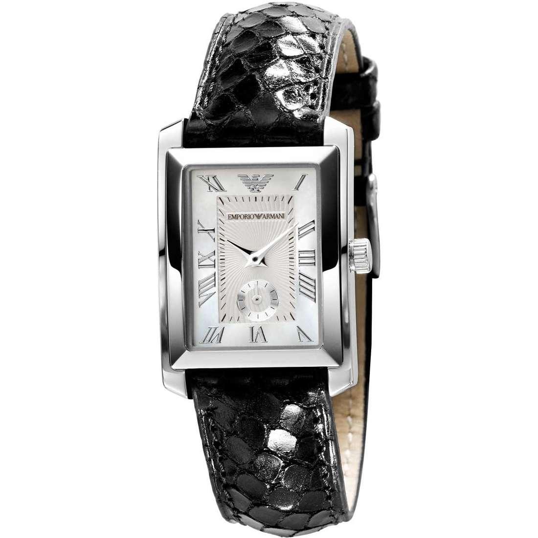 orologio solo tempo donna Emporio Armani AR5755