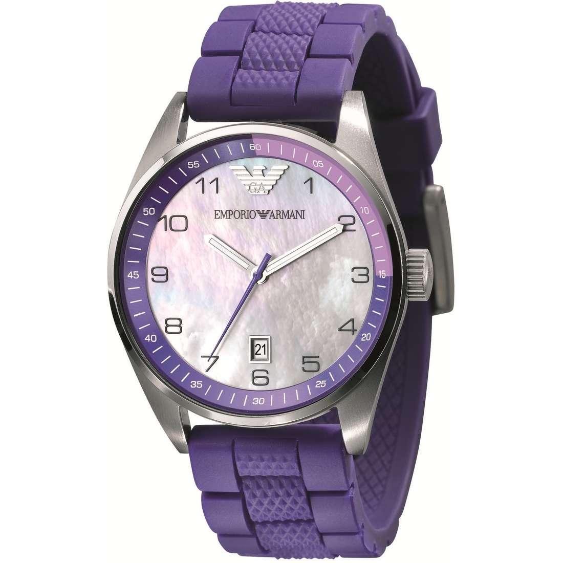 orologio solo tempo donna Emporio Armani AR5881