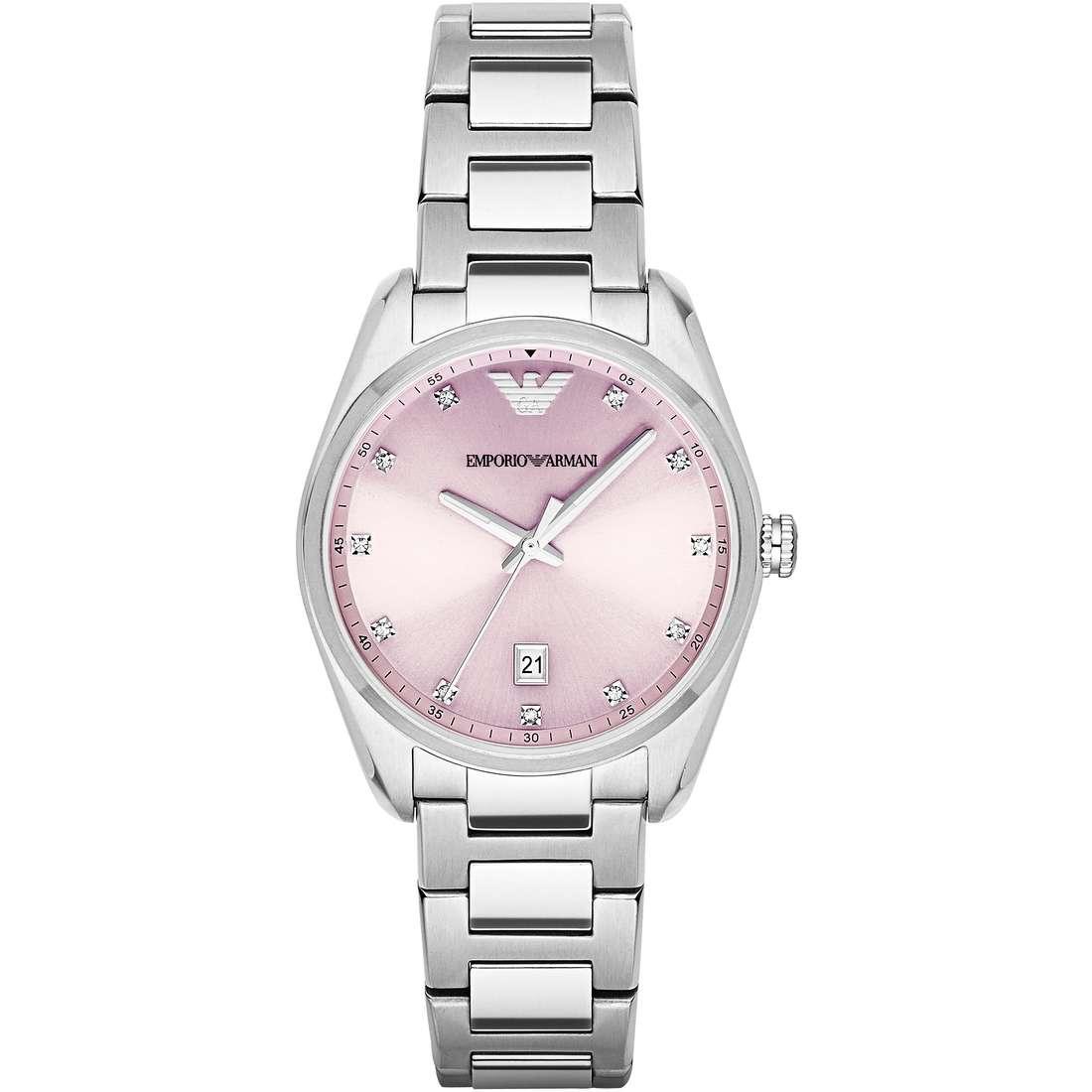 orologio solo tempo donna Emporio Armani AR6063