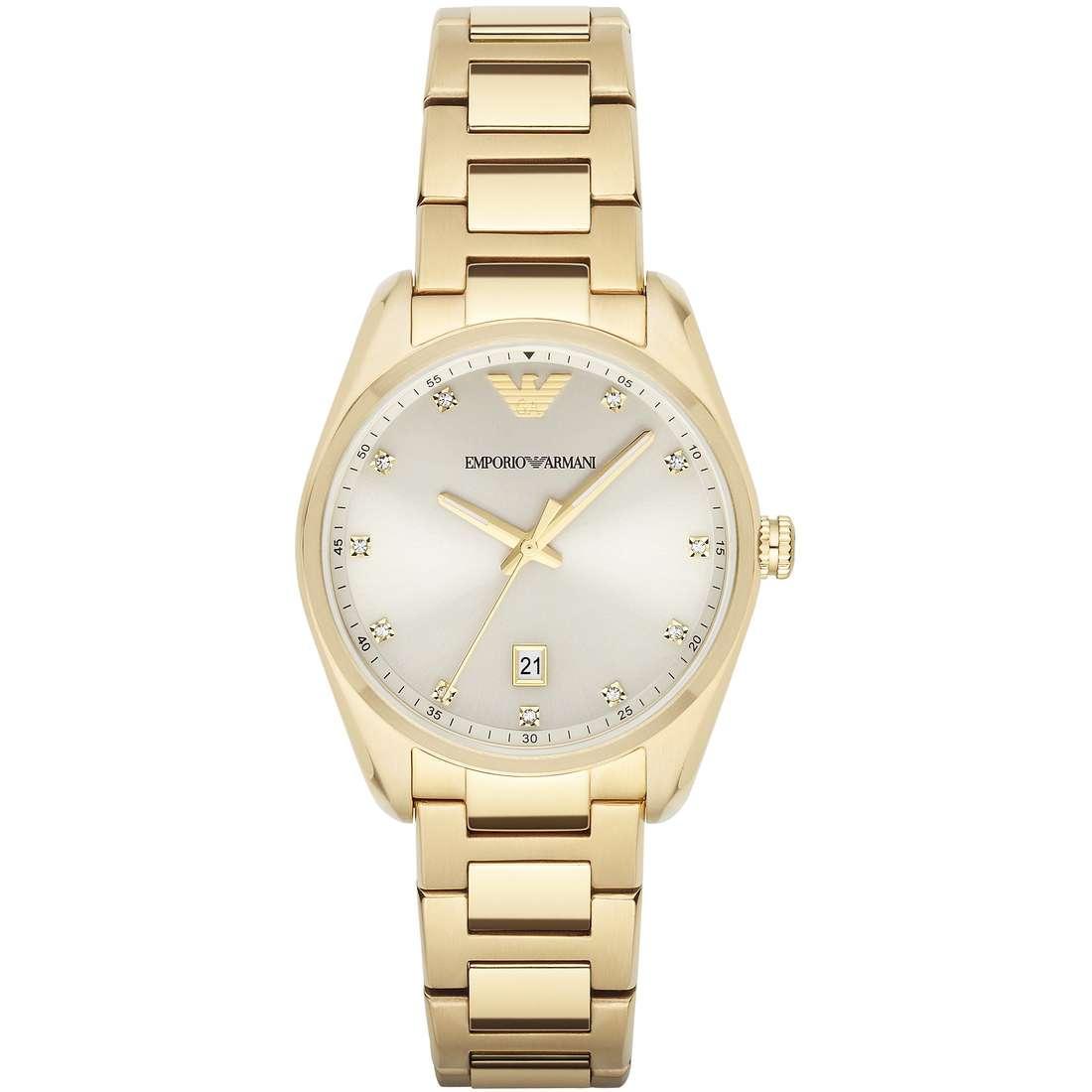 orologio solo tempo donna Emporio Armani AR6064