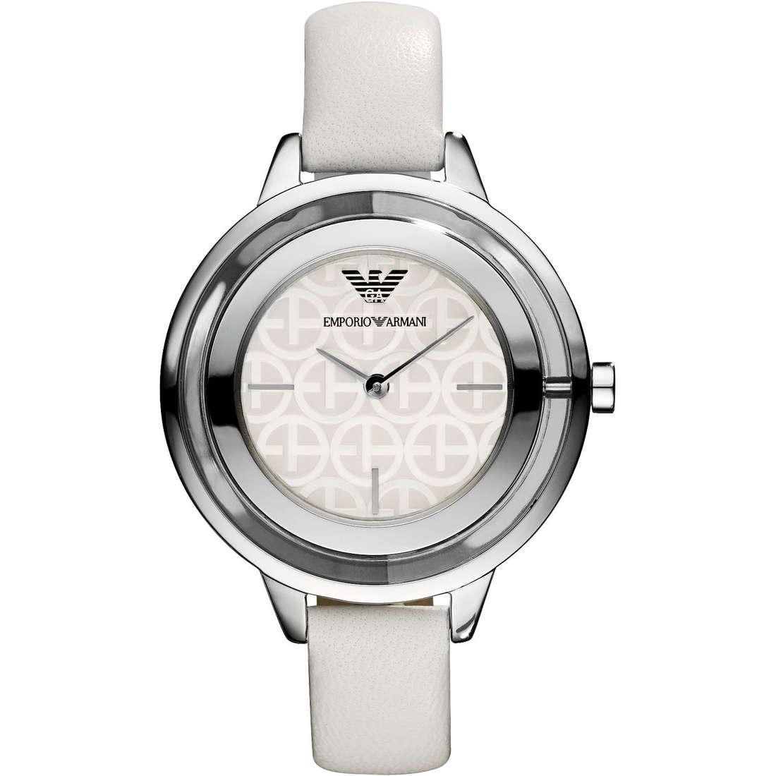 orologio solo tempo donna Emporio Armani AR7300