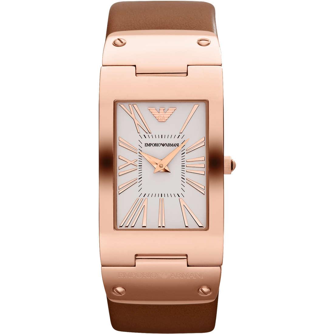 orologio solo tempo donna Emporio Armani AR7339