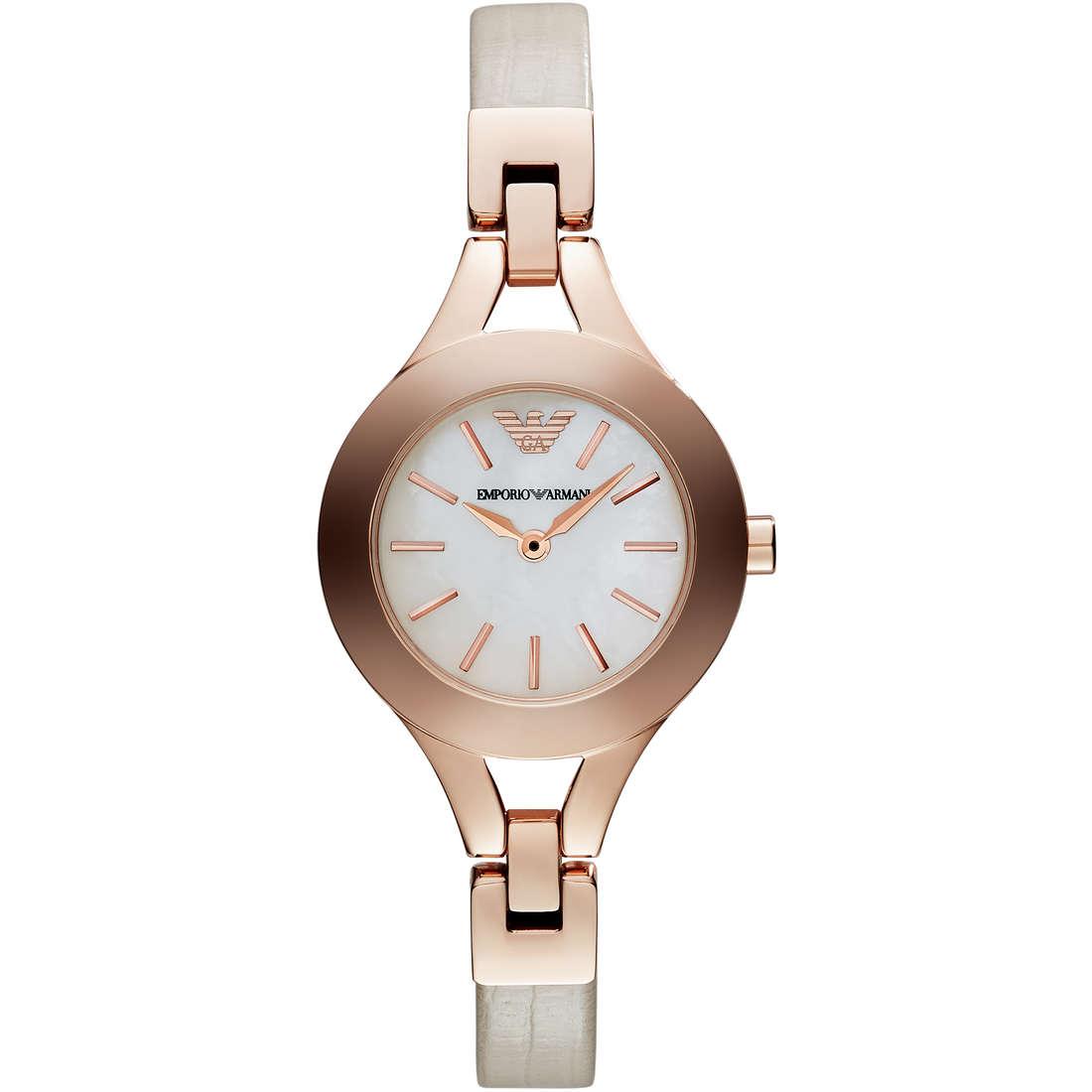 orologio solo tempo donna Emporio Armani AR7354