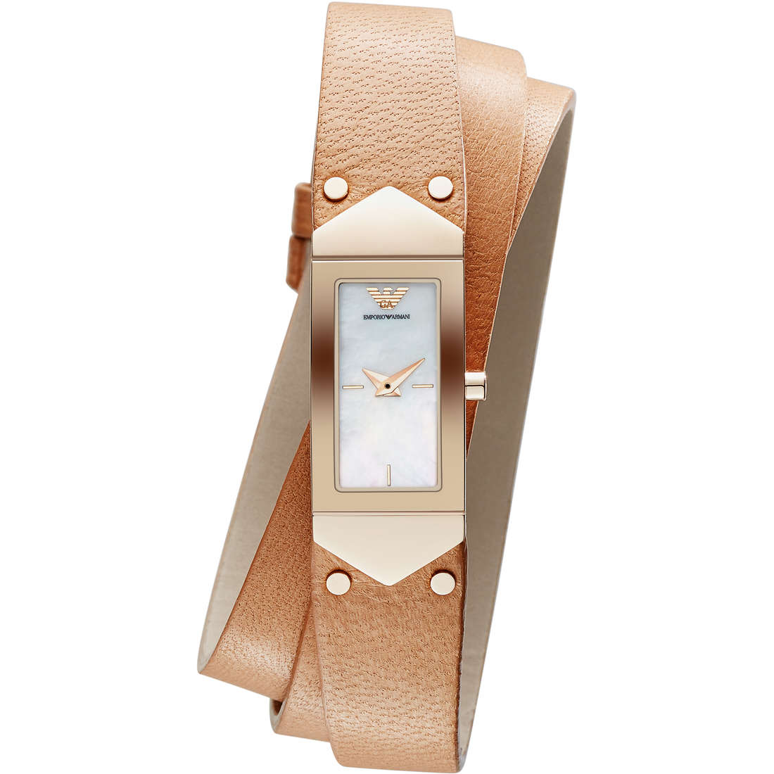 orologio solo tempo donna Emporio Armani AR7356