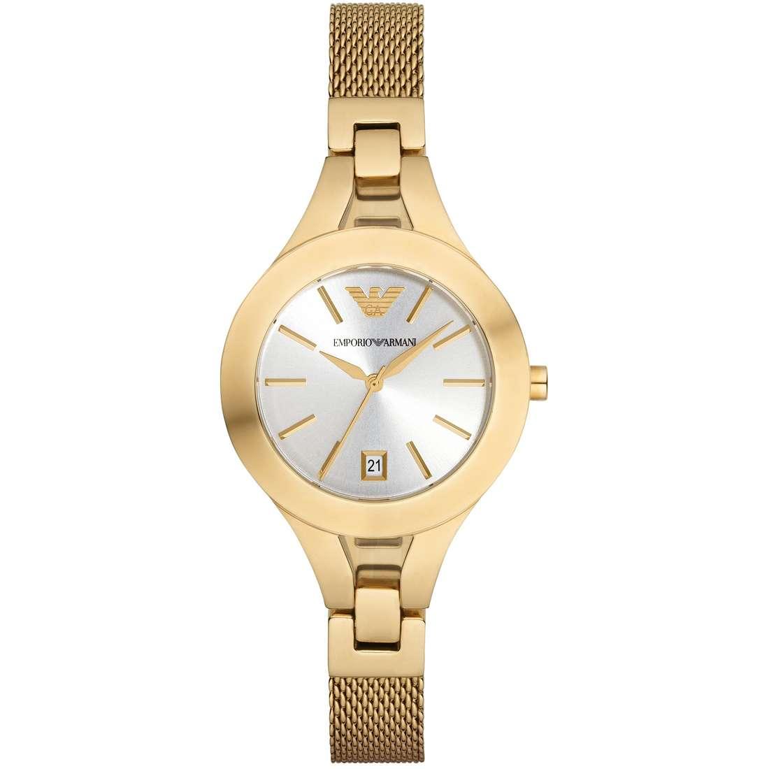 orologio solo tempo donna Emporio Armani AR7399