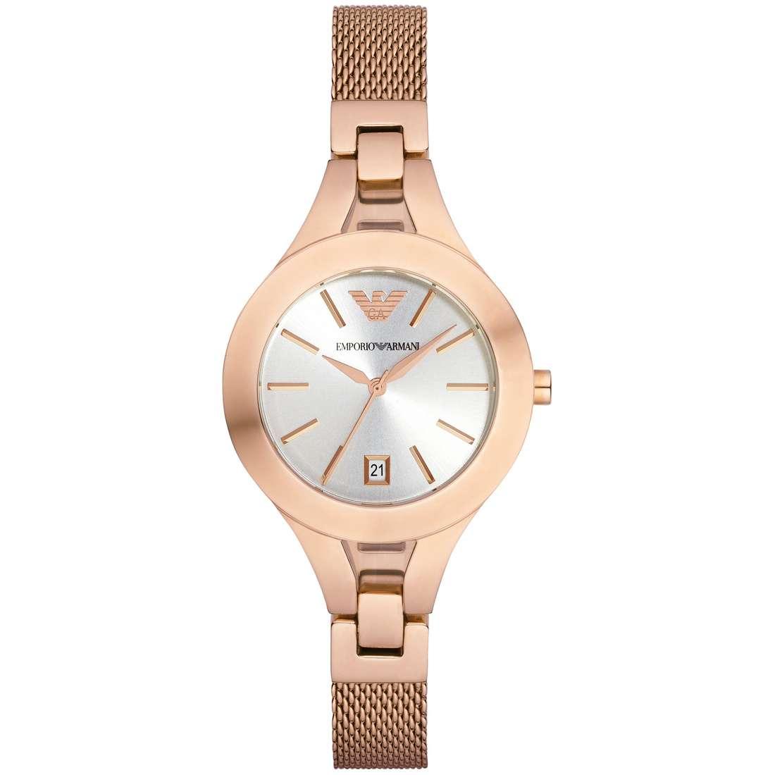 orologio solo tempo donna Emporio Armani AR7400