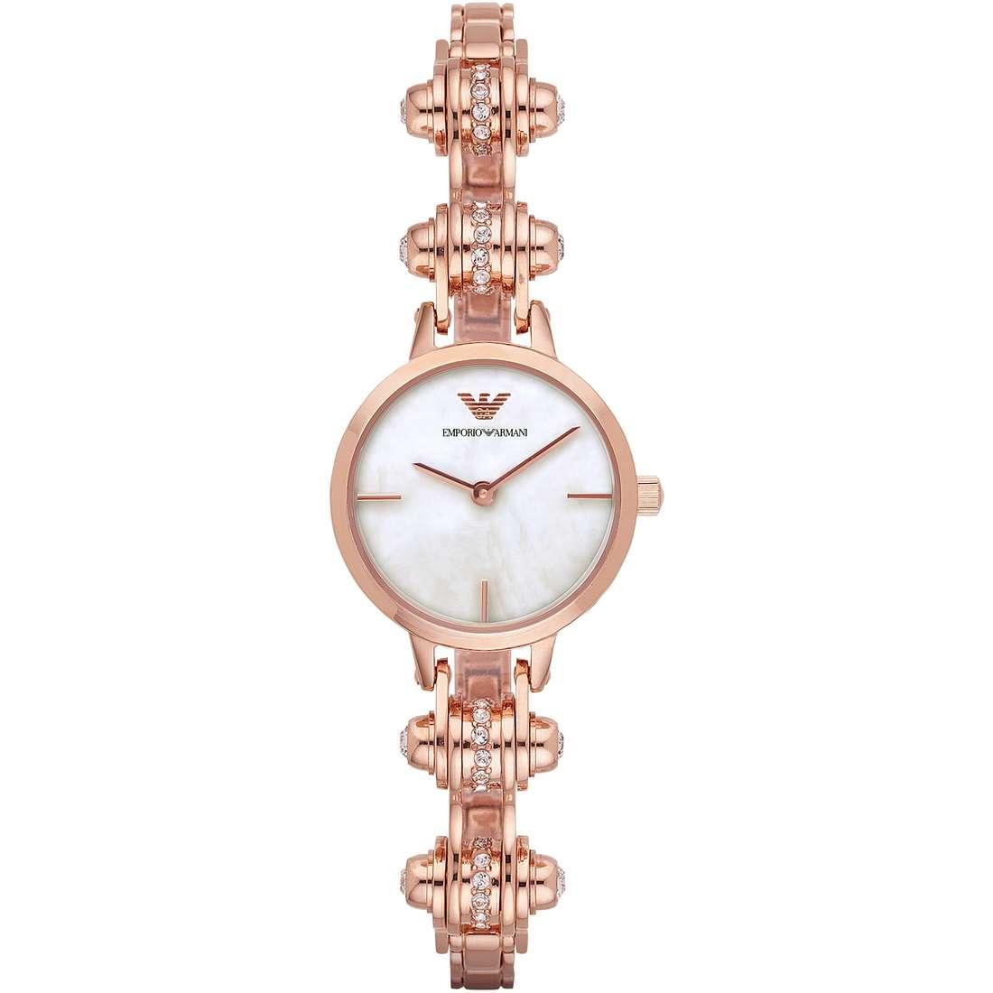 orologio solo tempo donna Emporio Armani AR7408