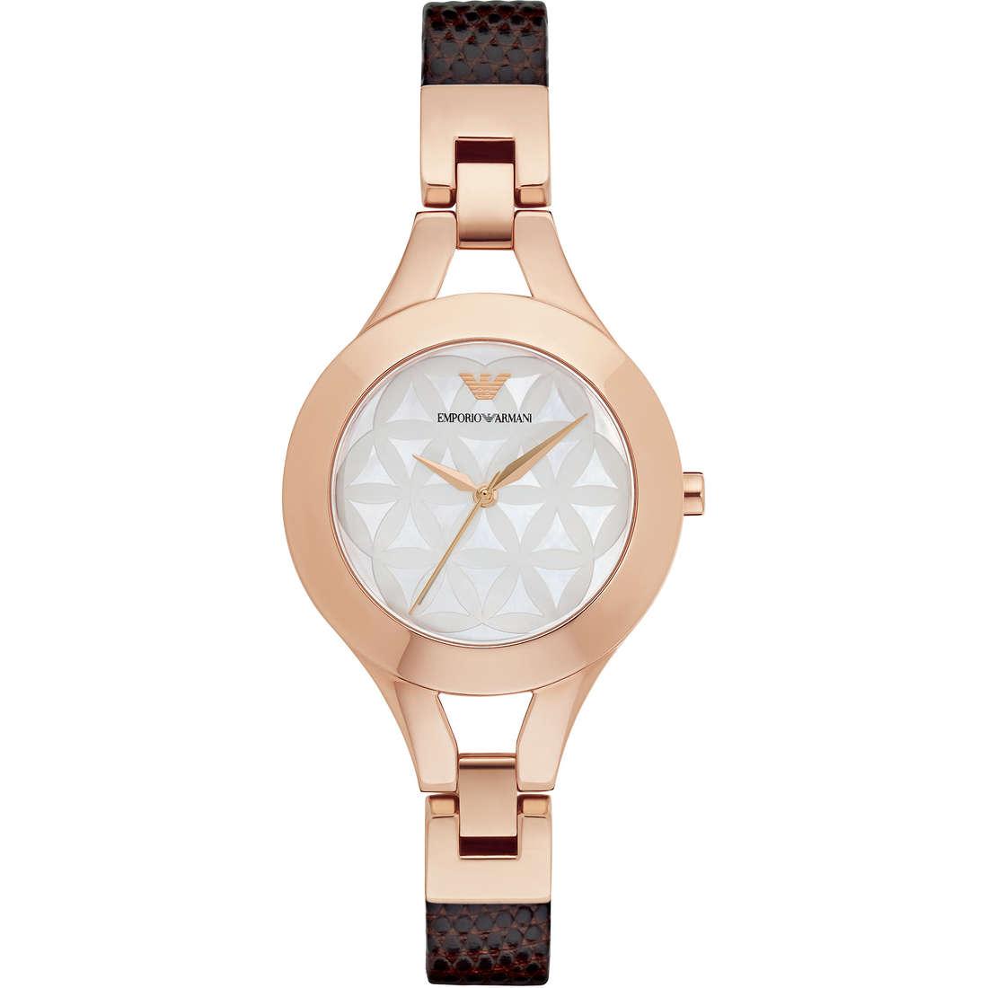 orologio solo tempo donna Emporio Armani AR7431