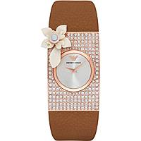 orologio solo tempo donna Emporio Armani Catwalk AR7424
