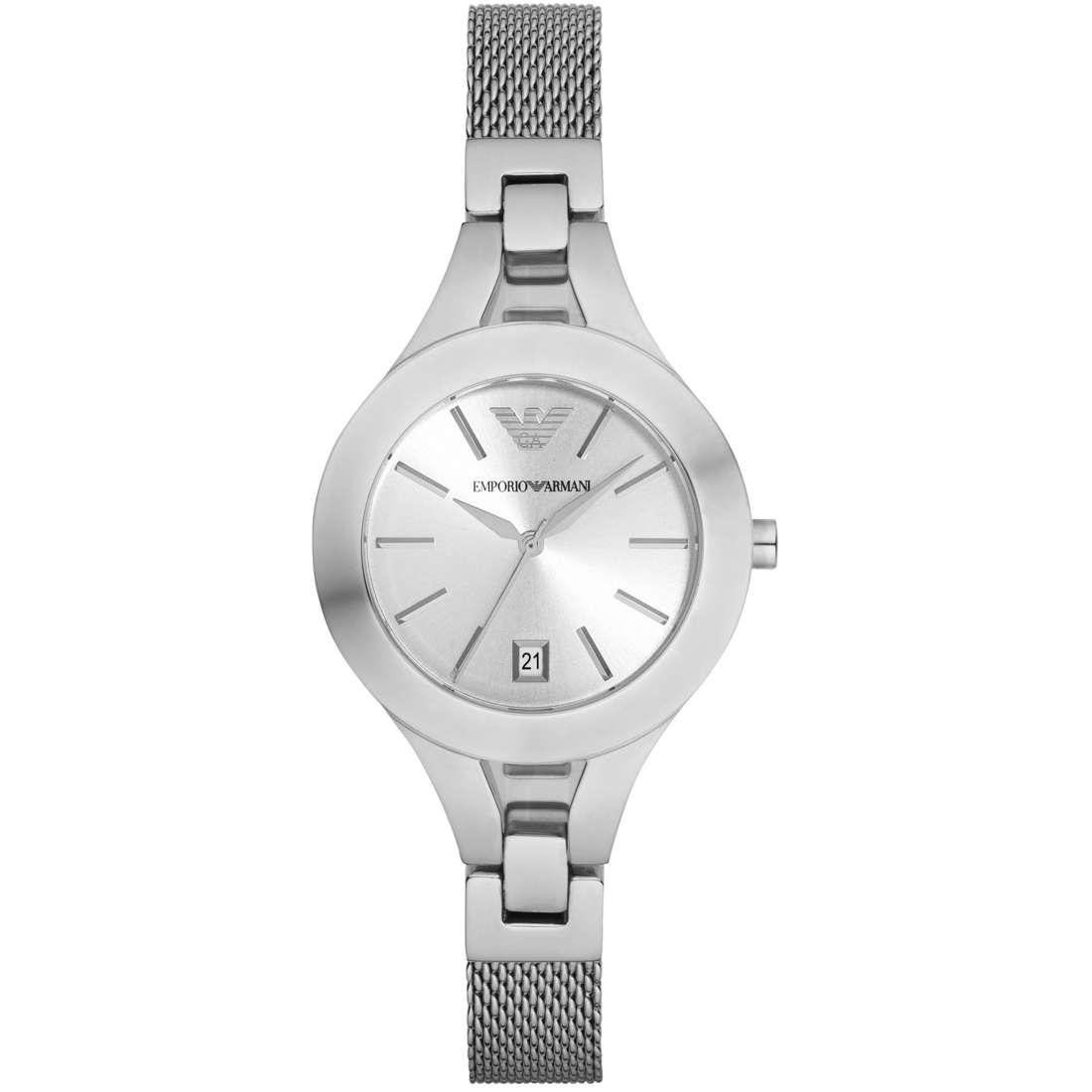 orologio solo tempo donna Emporio Armani Chiara AR7401
