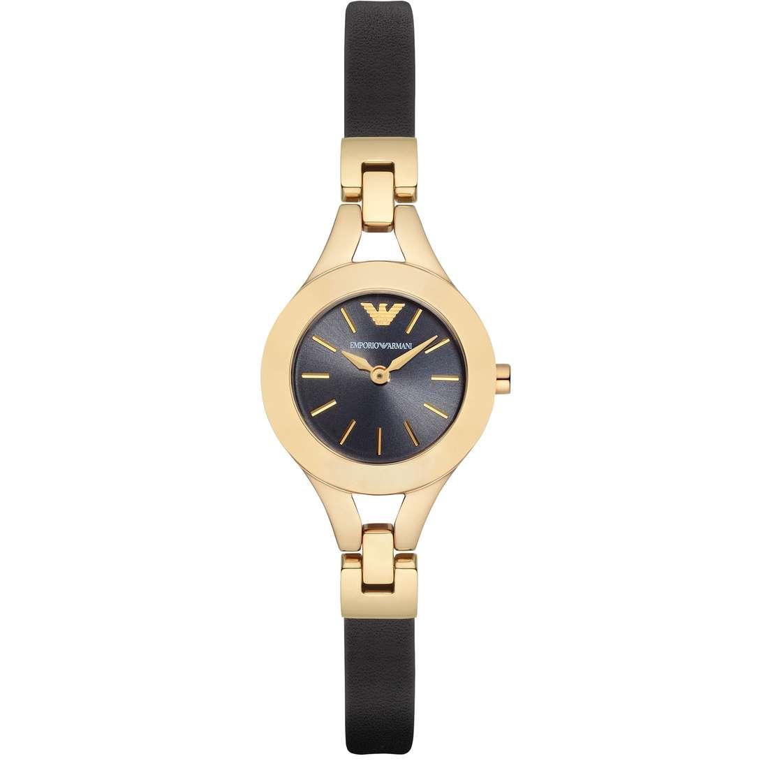 orologio solo tempo donna Emporio Armani Chiara AR7405