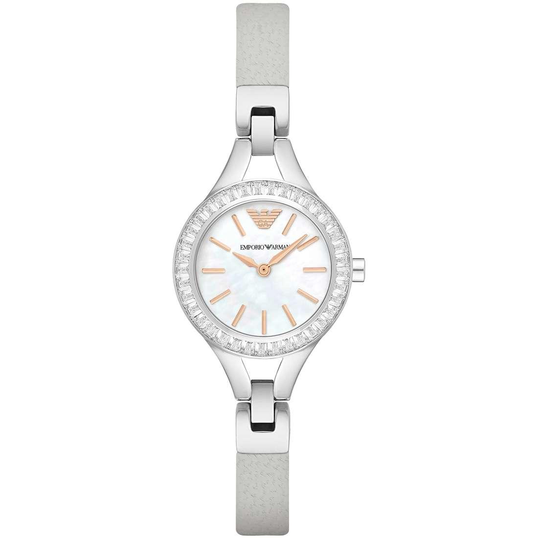 orologio solo tempo donna Emporio Armani Chiara AR7426