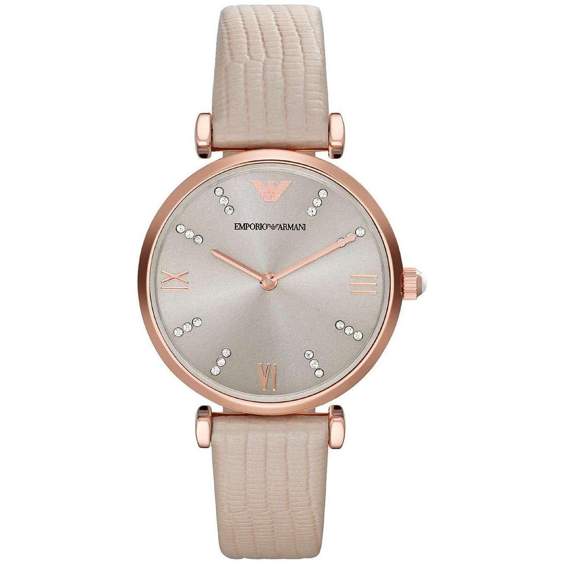 orologio solo tempo donna Emporio Armani Gianni T-Bar AR1681